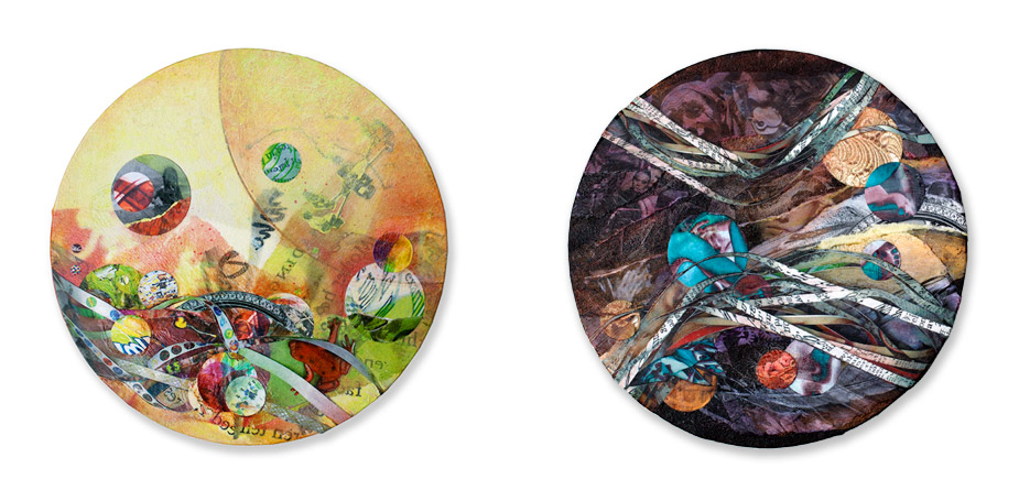 Artwork: Portal Series - 3 #4 Circular - 10 in. diameter