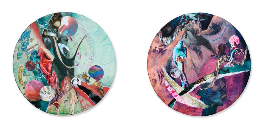 Artwork: Portal Series - Circular - 10 in. diameter